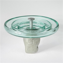 High Voltage Glass Suspension Insulator (LXP-100)